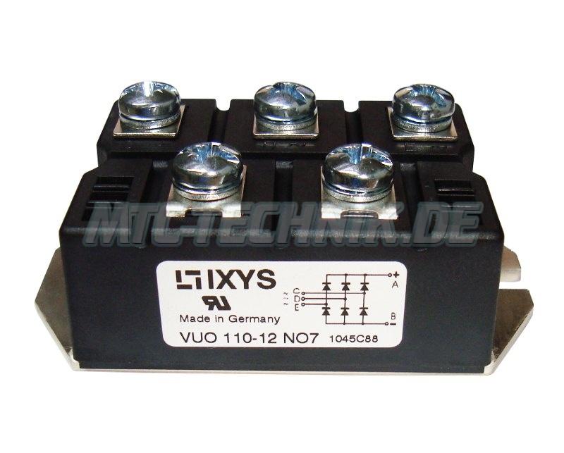Ixys Dioden-module Vuo110-12no7 Shop