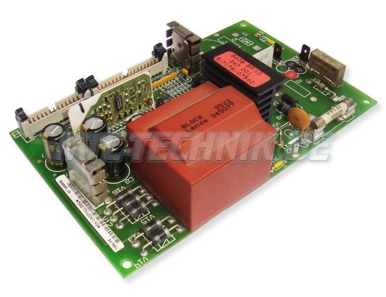 2 Austausch Lenze 8608sp.1d Power Supply