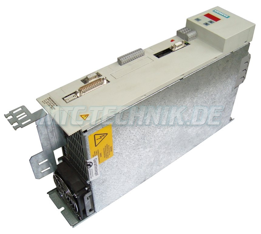 3 Exchange Siemens 6se7018-0ep50 Frequency Inverter