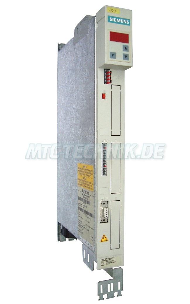 1 Siemens Online-shop 6se7012-0tp50 Masterdrive-mc