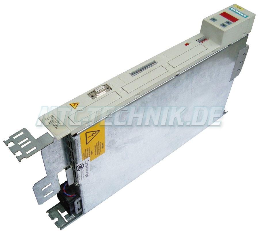 3 Reparatur-service 6se7012-0tp50 Siemens Masterdrive