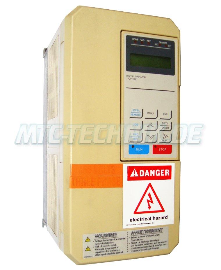 1 Yaskawa Shop Cimr-g5u52p2 Ac-inverter