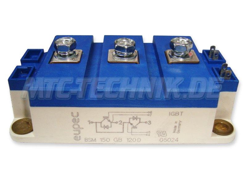 Eupec Igbt Module Bsm150gb120d Shop