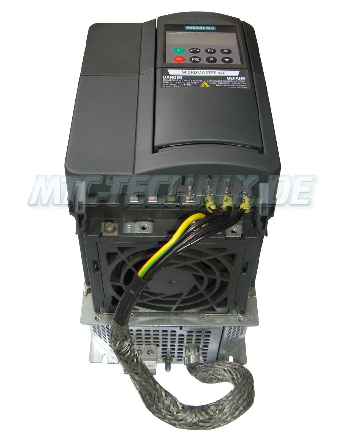 1 Siemens Online-shop 6se6440-2ab21-5ba1 Frequenzumrichter