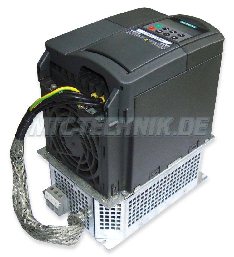 2 Austausch Micromaster-440 Siemens 6se6440-2ab21-5ba1 Mit Garantie