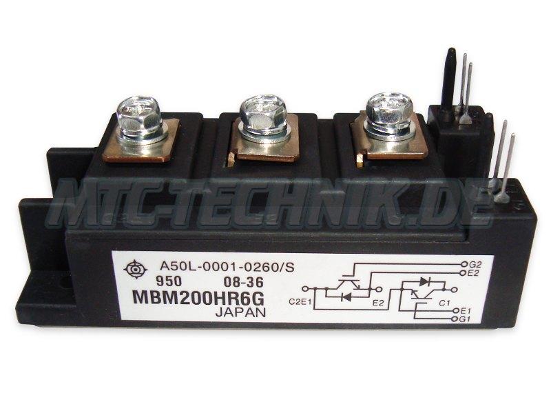 Online-shop Hitachi Mbm200hr6g Igbt Modul