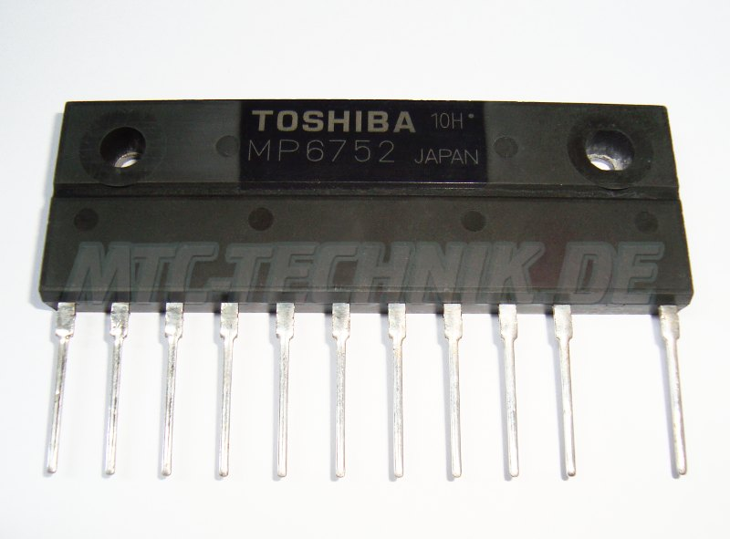 Toshiba Igbt Module Mp6752 Shop