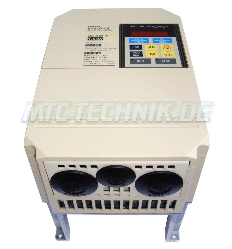 2 Austausch Sysdrive 3g3xv-ab015-ev2 Frequenzumrichter