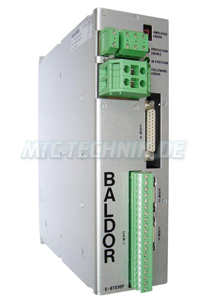 1 Baldor Online-shop Sbts10-200-15-p Servoregler