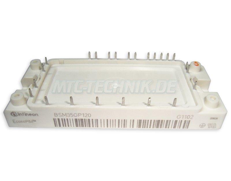 Infineon Igbt Module Bsm35gp120 Shop