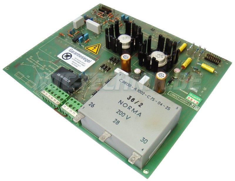 3 Online-shop C98043-a1001-l5-09 Siemens Stromversorgung