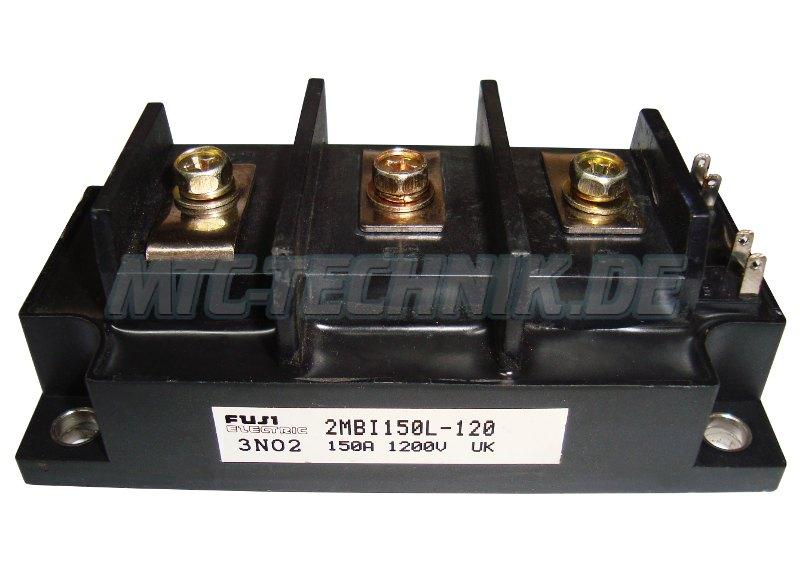 Fuji Power Module 2mbi150l-120 Shop