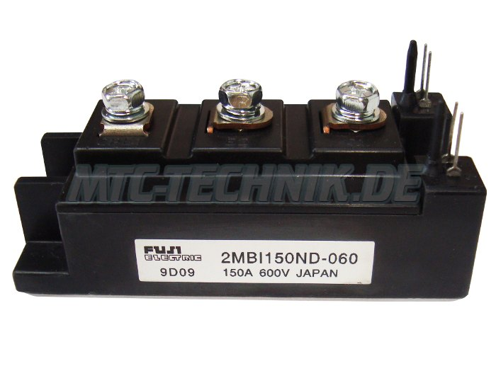 Fuji 2mbi150nd-060 Power Module Shop