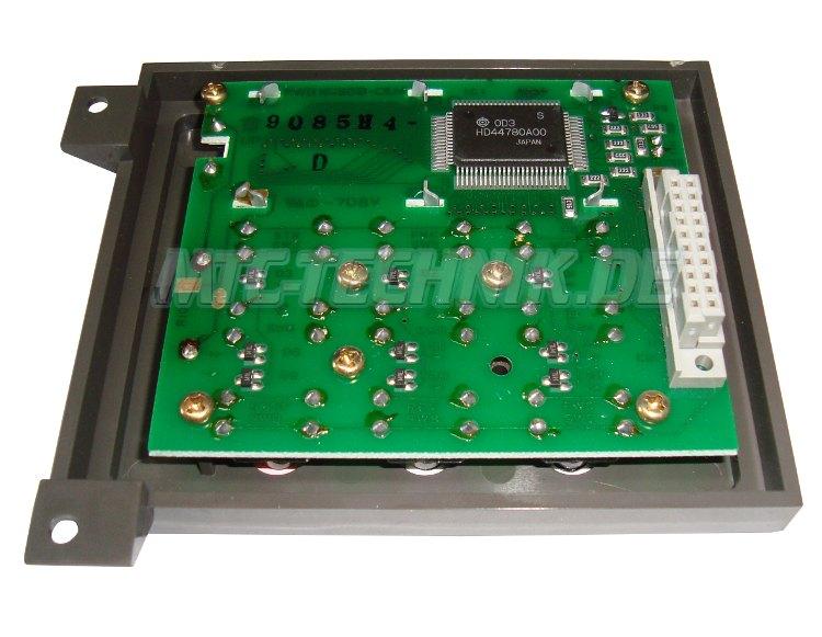3 Frequenzumrichter Bedienfeld Ne62333 Hitachi