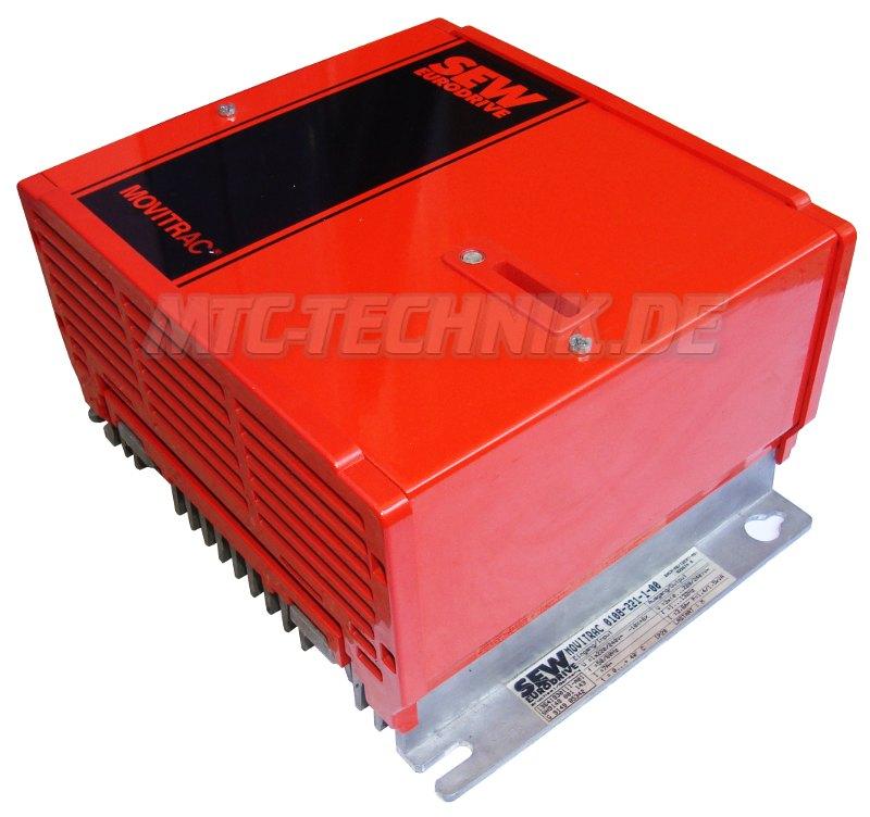 3 Austausch Sew Movitrac 0108-221-1-00 Frequenzumrichter