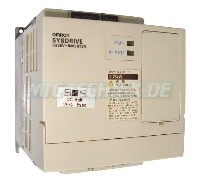 1 Omron 3g3ev-ab007-cer2 Frequenzumrichter Kaufen