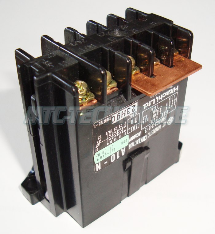 Hitachi A10-n Magnetic Contactor