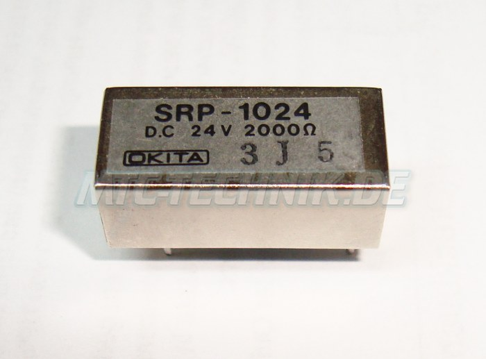 1 Okita Reed Relay Srp-1024 Shop