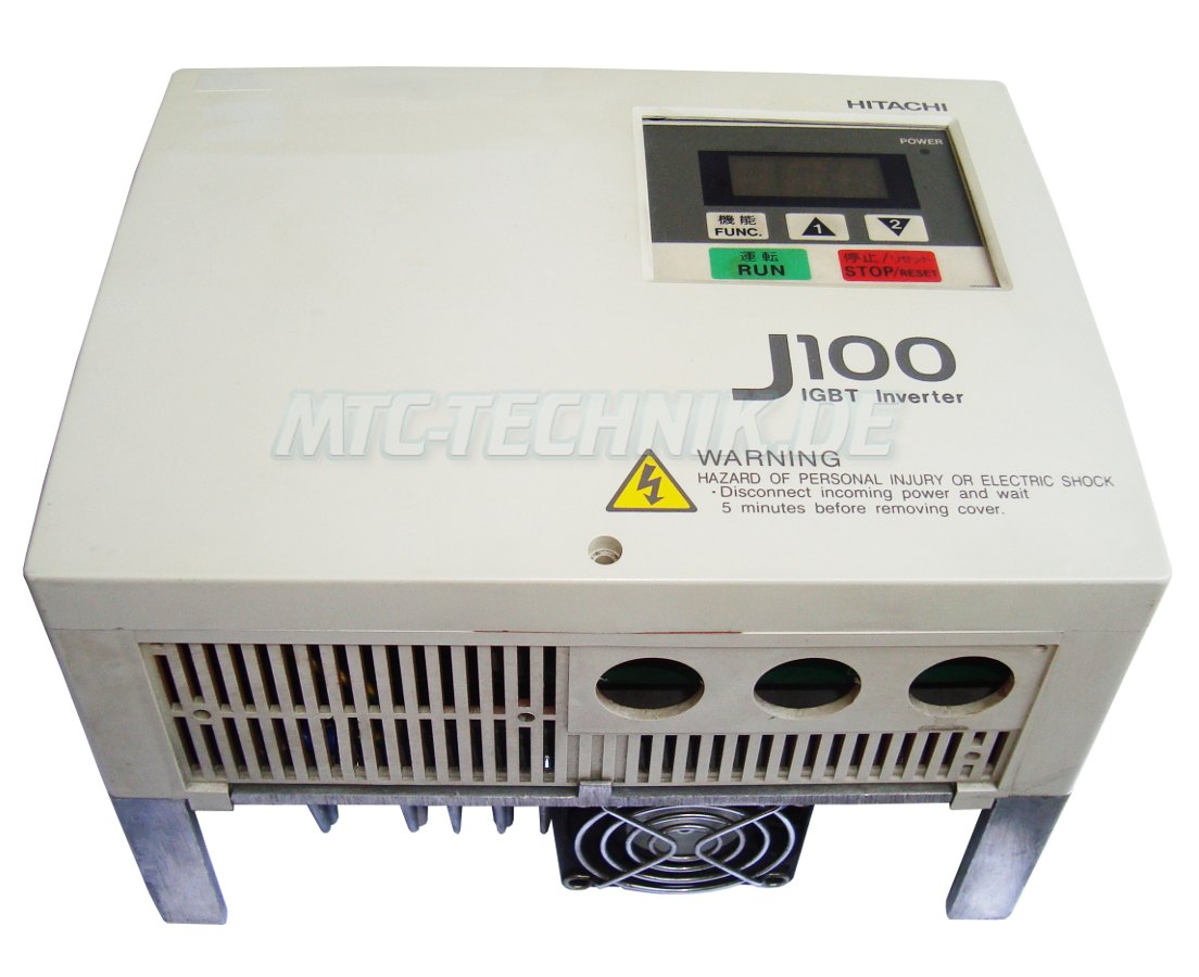 1 Hitachi Online Shop J100-015sfe5 Frequenzumrichter