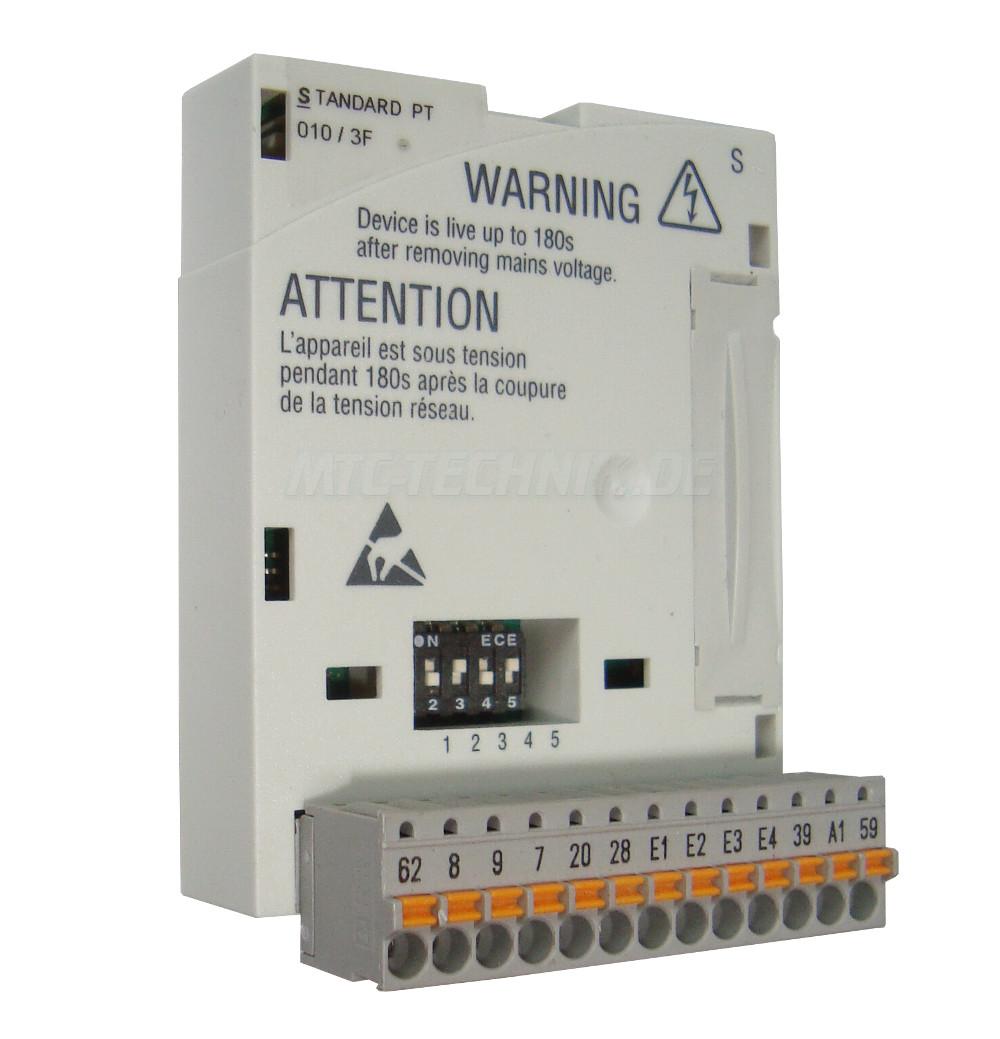 1 Lenze Funktionsmodul E82zafsc010 Shop