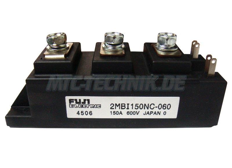 Fuji Online-shop 2mbi150nc-060 Leistungsmodul