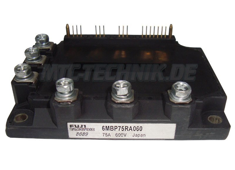 Fuji Power Module 6mbp75ra060 Online-shop