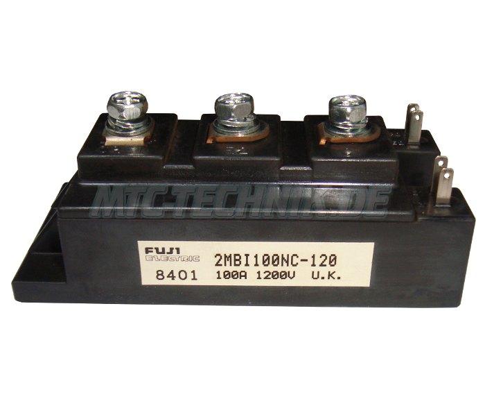 Fuji Leistungsmodul 2mbi100nc-120 Bestellen