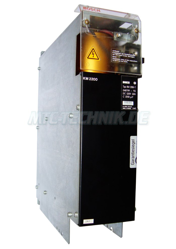 1 Bosch Kondensator Modul Km2200-t Shop