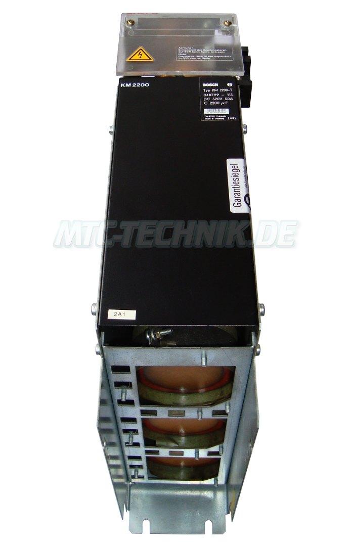 2 Online-shop Bosch Km2200-t Kondensator Block