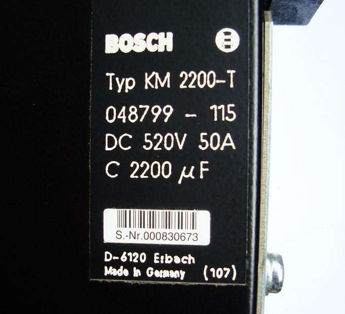 4 Typenschild Km2200-t