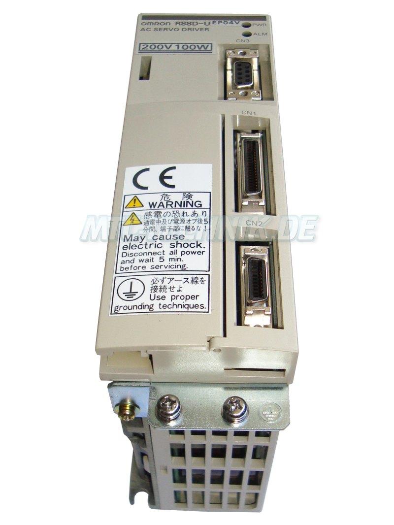 2 Austausch Omron R88d-uep04v Frequenzumrichter