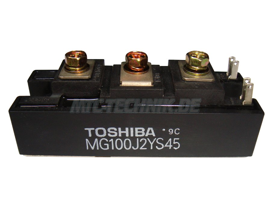 Toshiba Igbt Module Mg100j2ys45 Shop