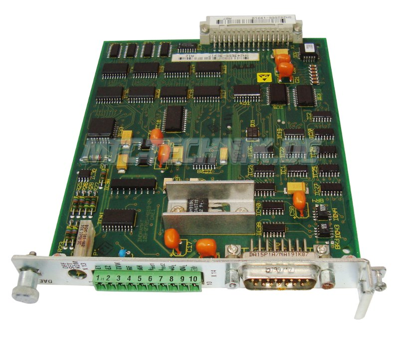 1 Indramat Shop 109-0785-4b19-04 Input Output