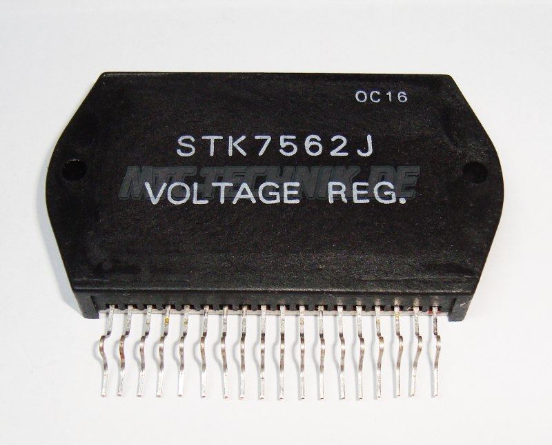 Sanyo Stk7562j Voltage Regulator Shop