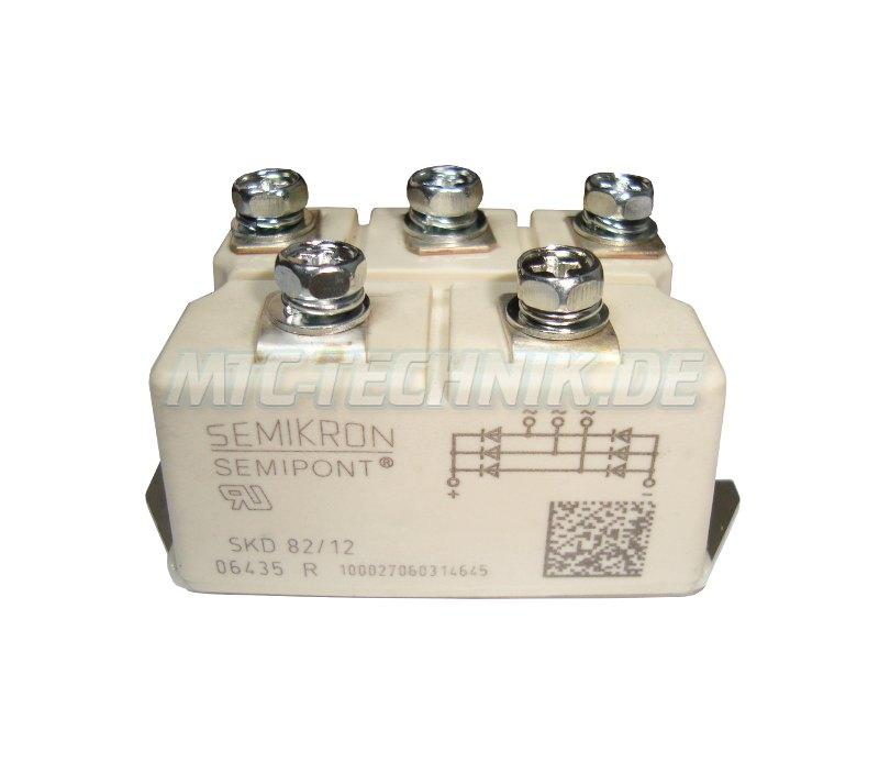 Semikron Shop Skd82-12 Dioden Module