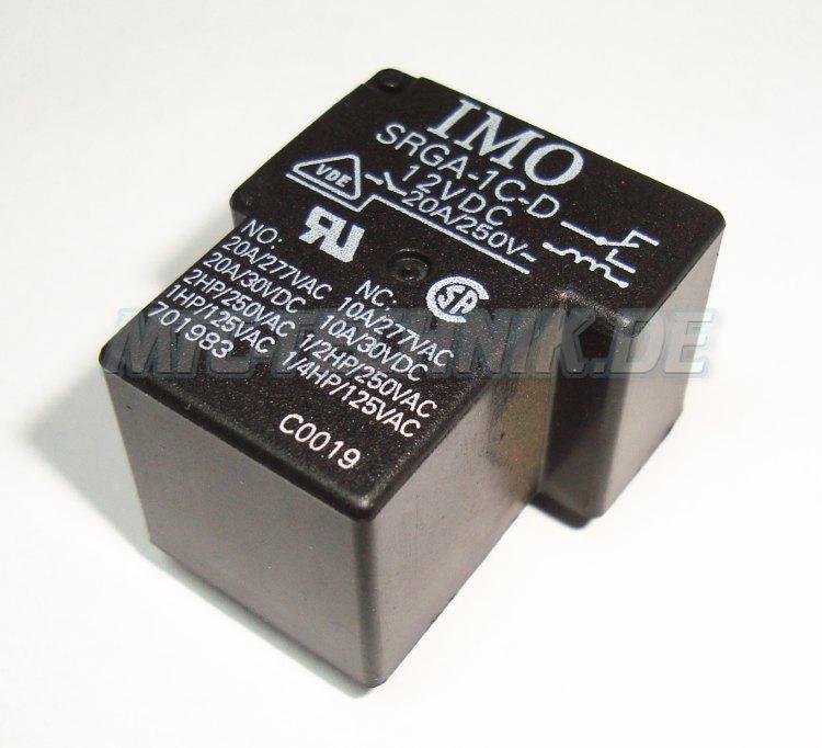 1 Imo Power Relay Srga-1c-d-12vdc Bestellen