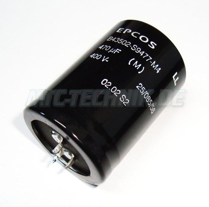 Epcos Kondensator B43502-s9477-m4 Shop