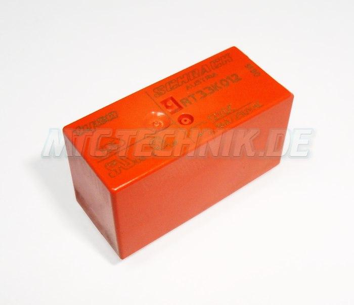 1 Schrack Relays Rt33k012 Shop