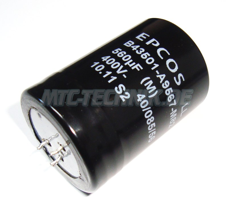 Epcos Kondensator B43501-a9567-m82 Shop