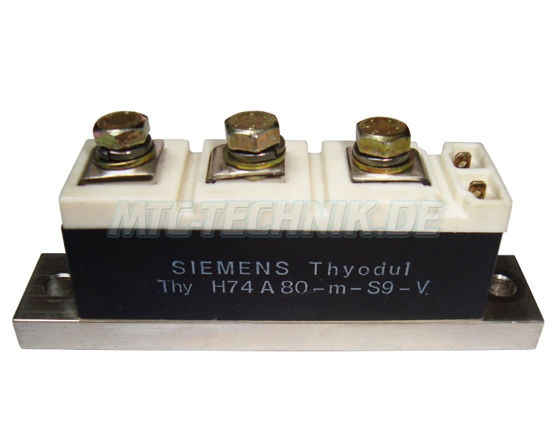 Siemens H74a80-m-s9-v Online-shop Thyristor Module