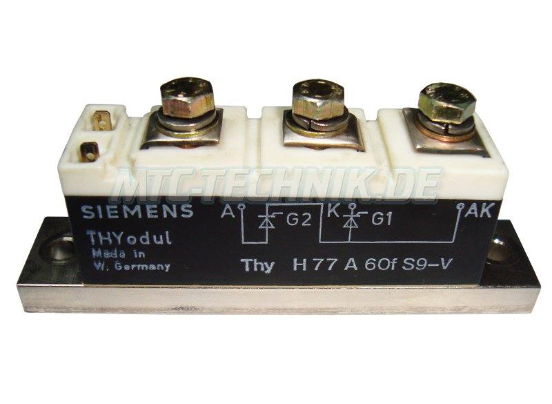 Siemens Shop H77a60fs9-v Thyodul Thyristor