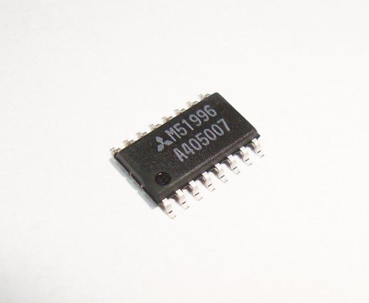 Mitsubishi M51996fp Pwm Regulator Ic