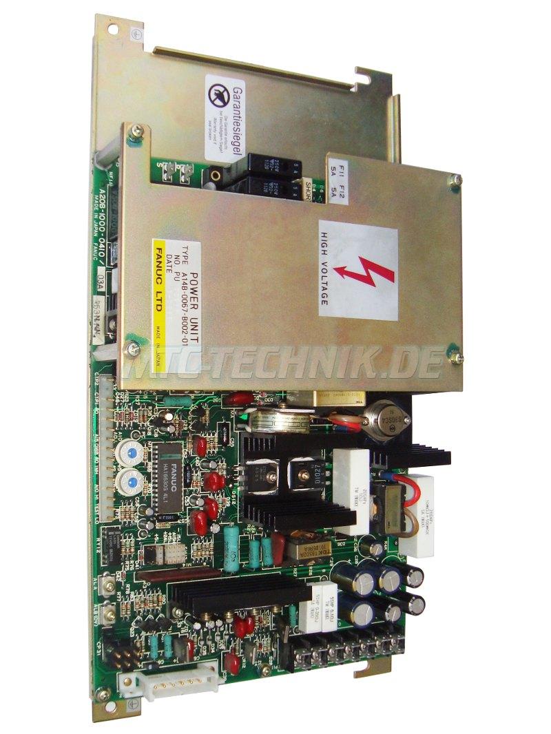 1 Fanuc Psm Unit A14b-0067-b002-01 Shop