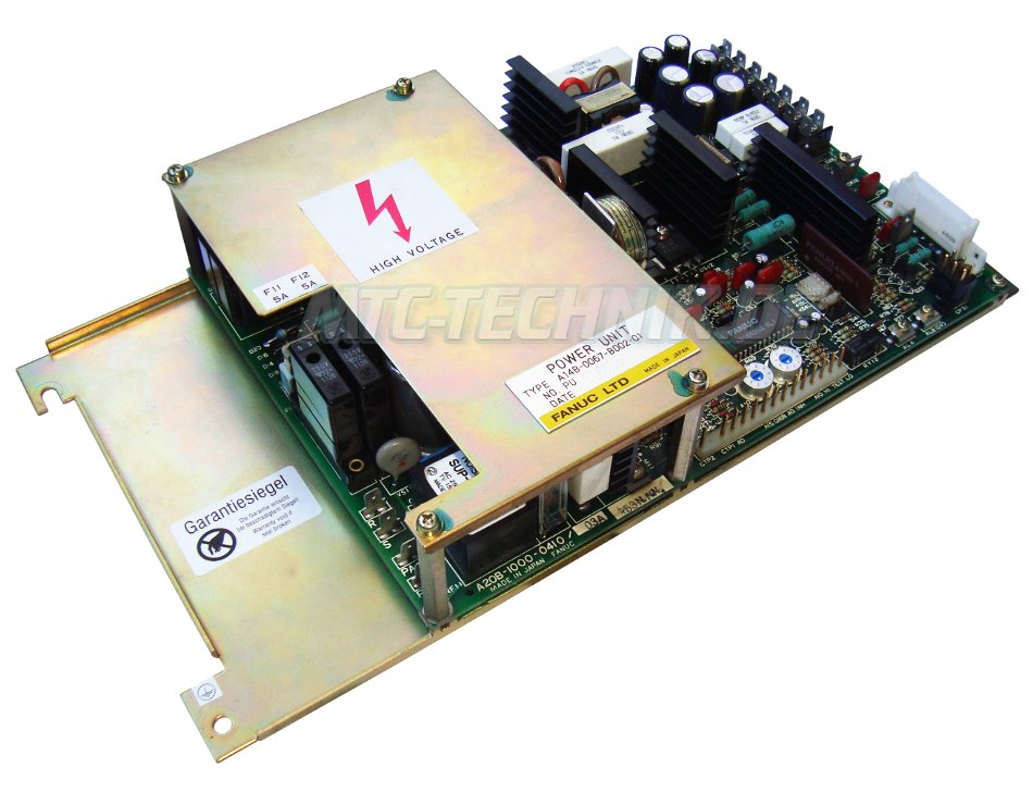 2 Austausch A14b-0067-b002-01 Fanuc Stromversorgung