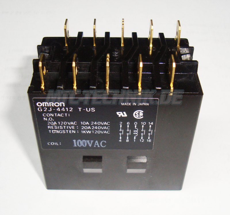 2 Shop Omron G2j-4412-t-us