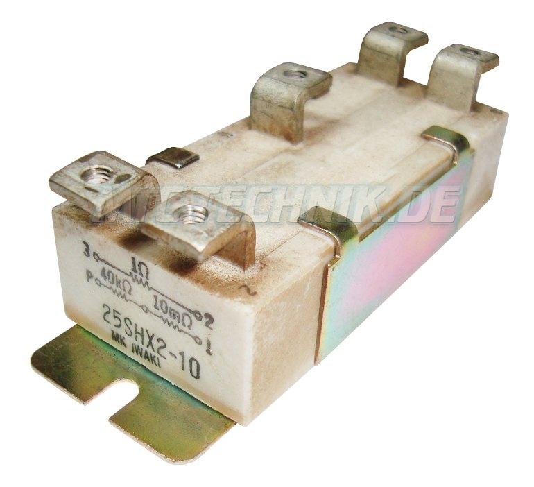 Iwaki Resistor 25shx2-10 Shop