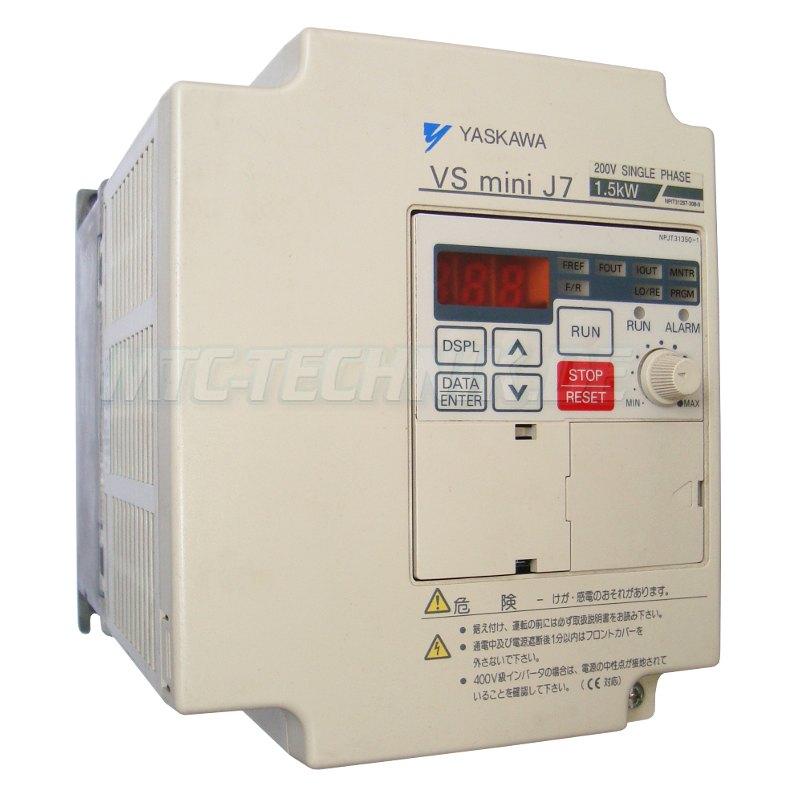 1 Yaskawa Frequenzumrichter Cimr-j7aab1p5 Austausch