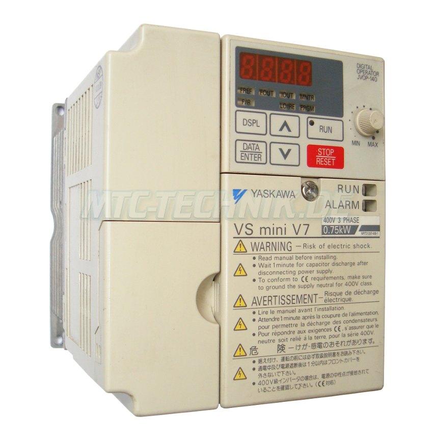 1 Yaskawa Frequenzumrichter Cimr-v7aa40p7 Online Shop