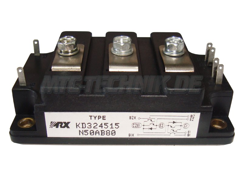 Powerex Darlington Modul Kd324515 Bestellen