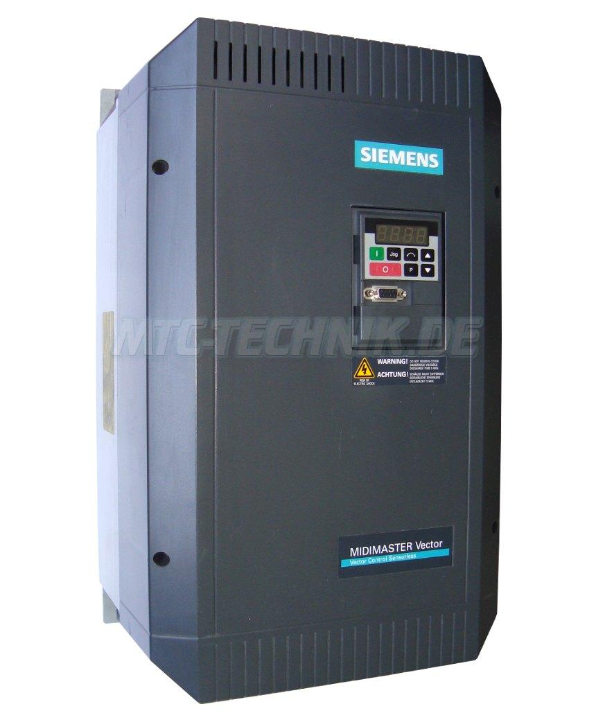 1 Austausch Siemens 6se3222-4dg40 Frequenzumrichter